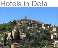 Hotels in Deia