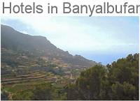 Hotels in Banyalbufar