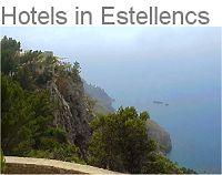 Hotels in Estellencs